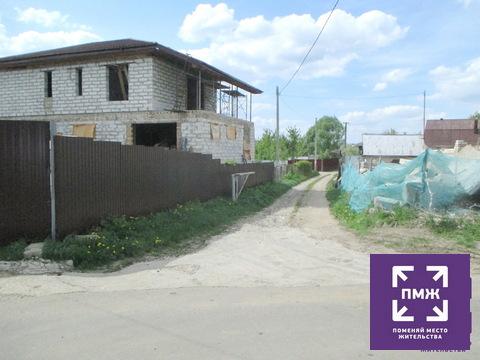 Продам участок ИЖС с недостроенным домом в Заводском районе - Фото 4