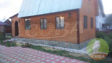 Продажа дома, Тюменский район - Фото 1