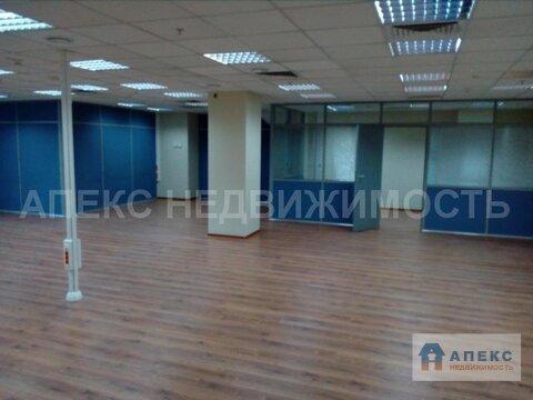 Аренда офиса 512 м2 м. Калужская в бизнес-центре класса А в Коньково - Фото 3