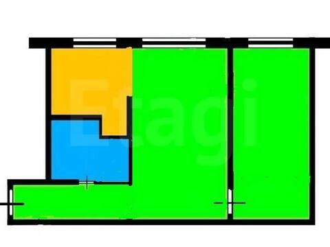 Продажа двухкомнатной квартиры на Коммунистической улице, 112 в ., Купить квартиру в Кемерово по недорогой цене, ID объекта - 319828782 - Фото 1