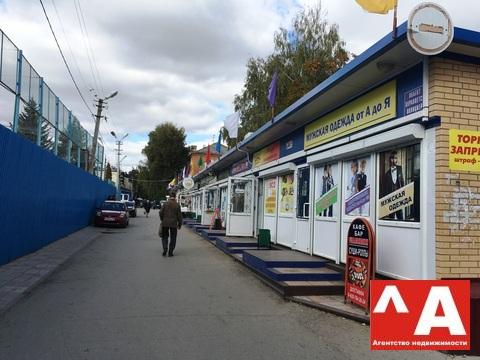 Продажа торговых рядов 390 кв.м. в центре Киреевска - Фото 2