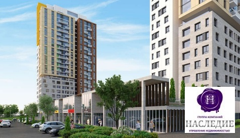 """Достойное жилье- для успешных людей! ЖК""""Новый центр"""" - Фото 1"""