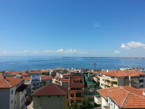 Продаётся 3-х комнатная квартира с панорамным видом на море, г.Святый, Купить квартиру в Болгарии по недорогой цене, ID объекта - 330849420 - Фото 1