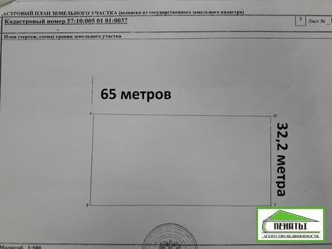 Продажа участка, Добрый, Орловский район, Каштановая - Фото 2