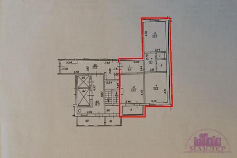 Продается 2-к квартира, г.Одинцово, внииссок, ул.Березовая, д.6 - Фото 2