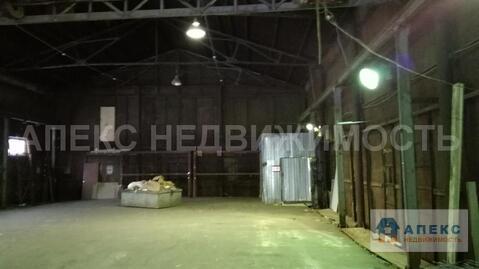 Продажа помещения пл. 418 м2 под склад, производство м. Авиамоторная в . - Фото 4