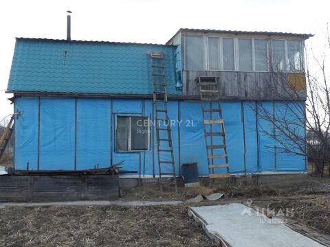 Дом в Хабаровский край, Хабаровский район, с. Некрасовка ул. Мира . - Фото 1