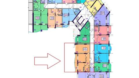 Купить квартиру в ЖК Гармония моря, мысхако - Фото 5