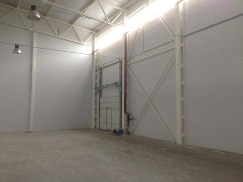 Нового склада на рампе, 1490 м2, р-н кмр ул.Бородинская. - Фото 2