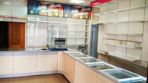 Продам торговую площадь 213,4 кв.м. Даниловская 12 - Фото 1