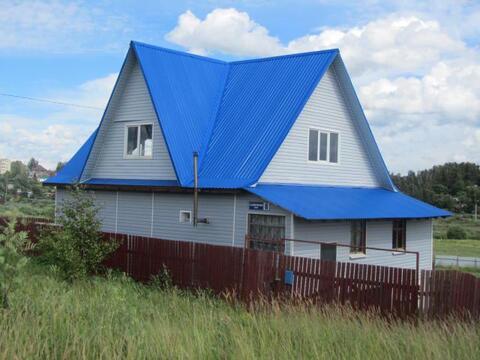 Дом с зем. уч-ом р-н Геологов г.Александров Владимирская область - Фото 1