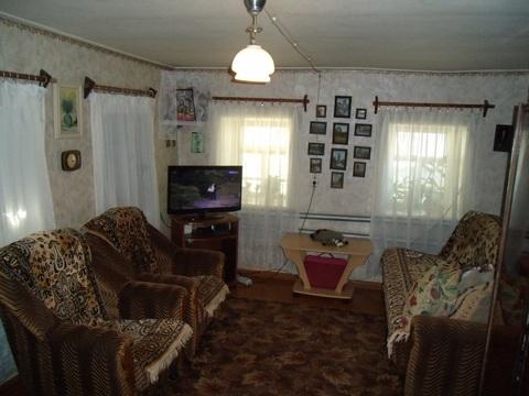 Дом 40м2, 2комн+кухн, 10сот, гараж 2 авто, баня - Фото 2