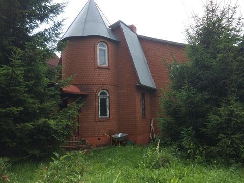 2-х эт. дом 105 кв. м. на участке 10 соток, на первой линии по . - Фото 1