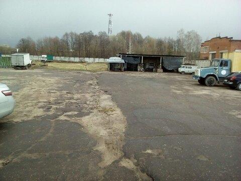 Производственные помещения, Симферопольское ш, 80 км от МКАД, . - Фото 3