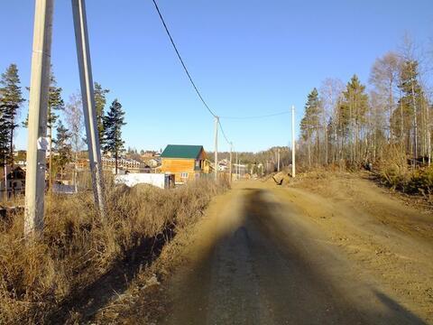 Продажа участка, Маркова, Иркутский район, Таёжная - Фото 2