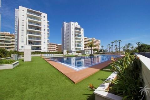 Современная квартира на первой пляжной линии. Испания. - Фото 1