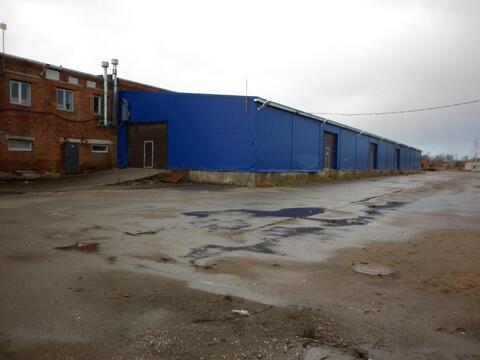 Аренда склада и производства 5232м2 - Фото 4