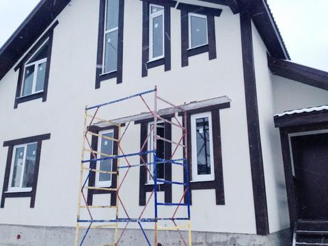 Дом 225 кв.м в п.Подосинки Дмитровский р-н. - Фото 2