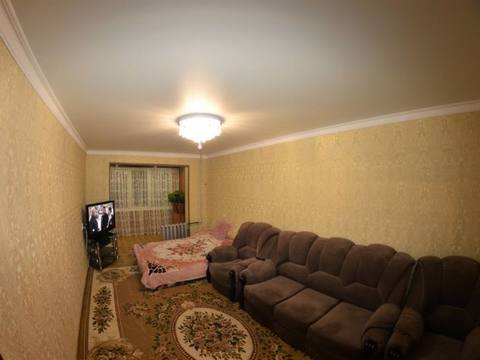 2 600 000 Руб., Продажа двухкомнатной квартиры на Магазинной улице, 26 в Черкесске, Купить квартиру в Черкесске по недорогой цене, ID объекта - 319818807 - Фото 1