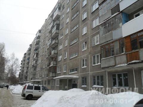 Продажа квартиры, ?овосибирск, ?л. Бориса Богаткова - Фото 1