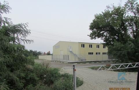 Аренда склада, Краснодар, Ул. Центральная - Фото 1