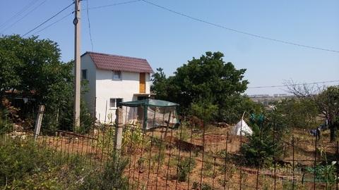 Продается 2-х этажный дом в Казачьей бухте, г. Севастополь - Фото 1