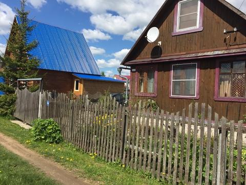 Продается дача с очень красивым и ухоженным участком, рядом р. Волга - Фото 2