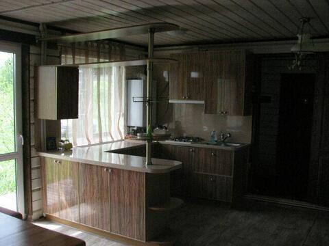 Дом 100 кв.м. в коттедж. посёлке с газом 120 км. от МКАД д. Ширяйка - Фото 4