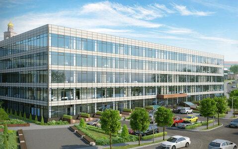 Аренда офиса 150,8 кв.м в БЦ класса B+. 150 метров от м.Автозаводская - Фото 4
