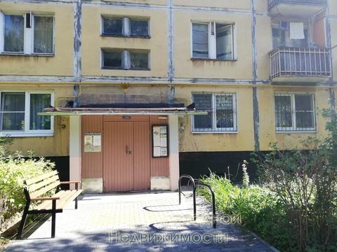 Двухкомнатная Квартира Область, улица Гагарина, д.2, Щелковская, до 20 . - Фото 3