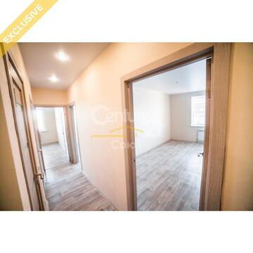 Продается 3-х квартира с хорошим ремонтом в новом доме - Фото 4