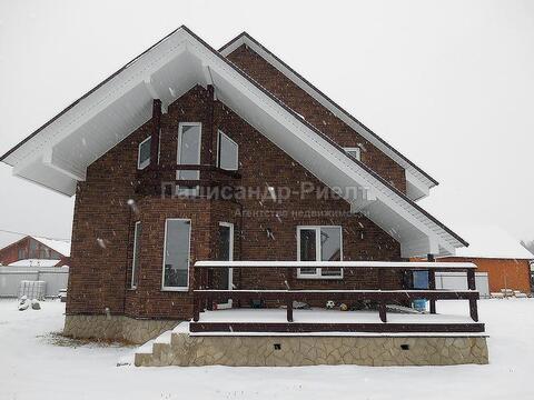 Машково. Загорье. Новый дом рядом с озером. 75 км от МКАД по Киевск. - Фото 4
