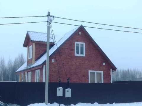 Продам дом 90кв.м. на 6сот в д.Алексеевка го Чехов МО в 49км от МКАД - Фото 3