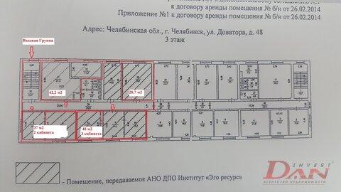 Коммерческая недвижимость, ул. Доватора, д.48 - Фото 2