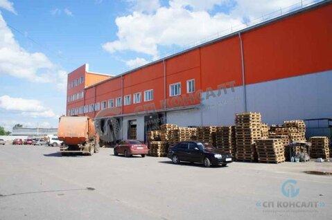 Аренда склада 877,7 кв.м. - Фото 2