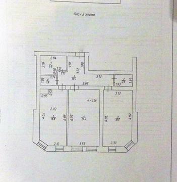 Двухкомнатная квартира в новом доме с ремонтом. - Фото 3