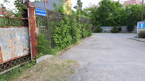 Участок в элитном р-не Калининграда ул.Д.Бедного парк М.Ашмана 1.64 Га - Фото 2