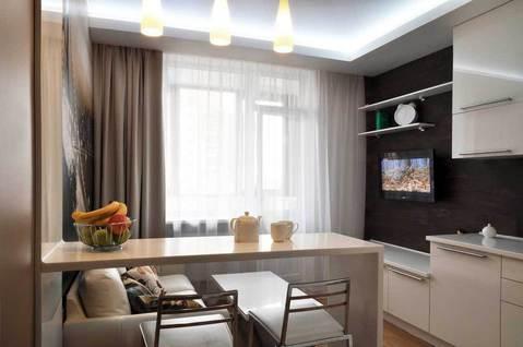 Элегантная однокомнатная квартира с джакузи - Фото 3