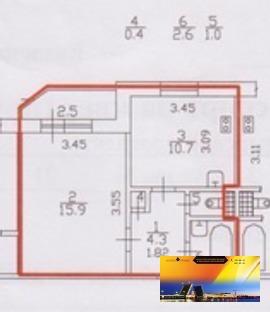 Квартира в доме 137 серии на Богатырском проспекте по Доступной цене - Фото 2