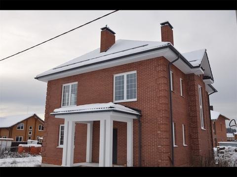 Продается 3-х этажный кирпичный дом 300 м2 в кп Солнечный город-2 - Фото 5