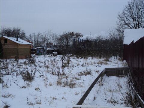 Участок 12 соток с домом в г.Железнодорожный - Фото 1