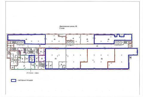 Предлагаются в аренду теплые склады в офисно складском комплексе. Пол - Фото 2