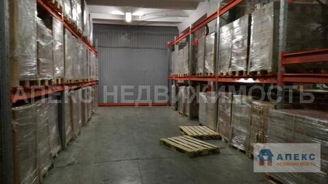 Аренда помещения пл. 3376 м2 под склад, аптечный склад, м. Царицыно в . - Фото 4