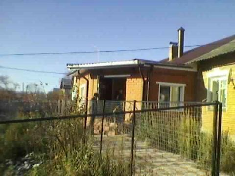 Часть жилого дома 66 кв.м. с участком 4.5 с. в п. Топканово Кашира. - Фото 1