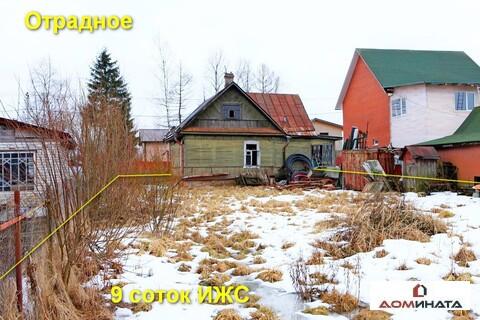 Участок 9 соток ИЖС в г. Отрадное - Фото 2