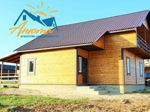 Новый жилой дом со всеми коммуникациями в живописной деревне рядом с п - Фото 2