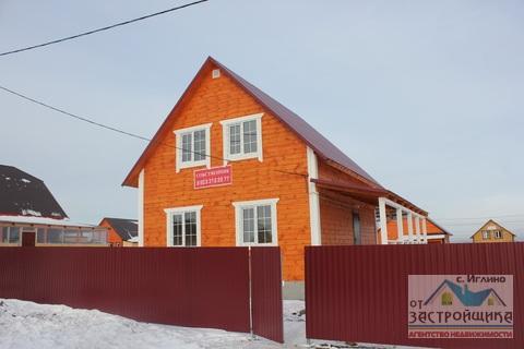 Продается дом. , Иглино, улица Ворошилова - Фото 1