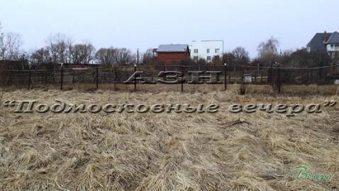 Киевское ш. 2 км от МКАД, Румянцево, Участок 20.7 сот. - Фото 1