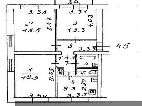 Продажа квартиры, м. Марксистская, Александра Солженицына - Фото 2