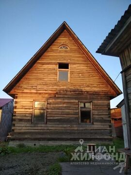 Продажа дома, Новосибирск, м. Речной вокзал, Ул. Ростовская - Фото 1